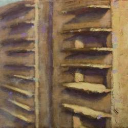 Senza titolo 24x30cm olio su tela 2012