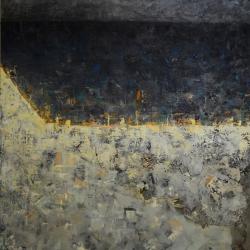 Particolare 200x180cm olio su tela 2012 Roma